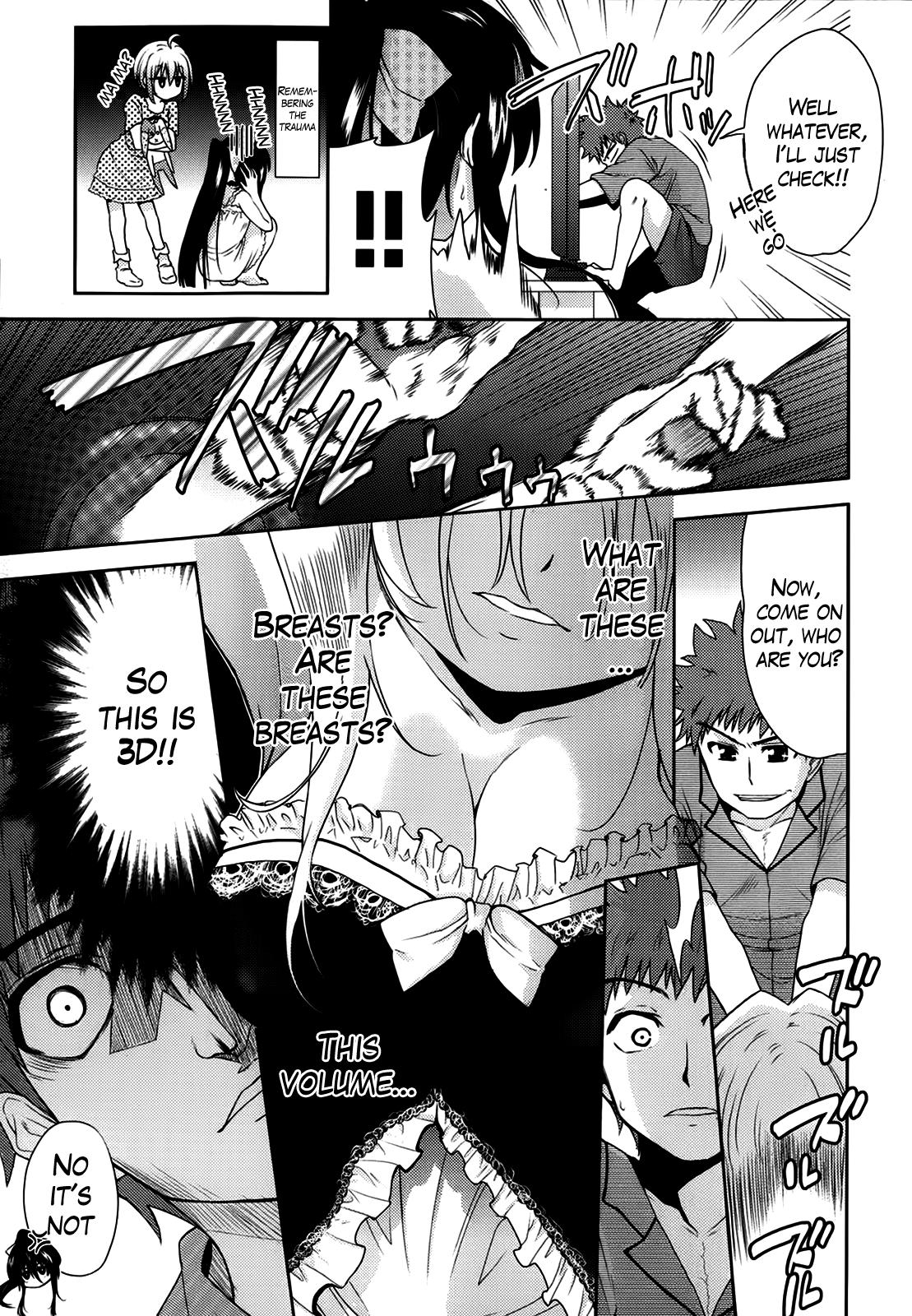 Two Dimensions Girlfriend Ch. 1-4 58