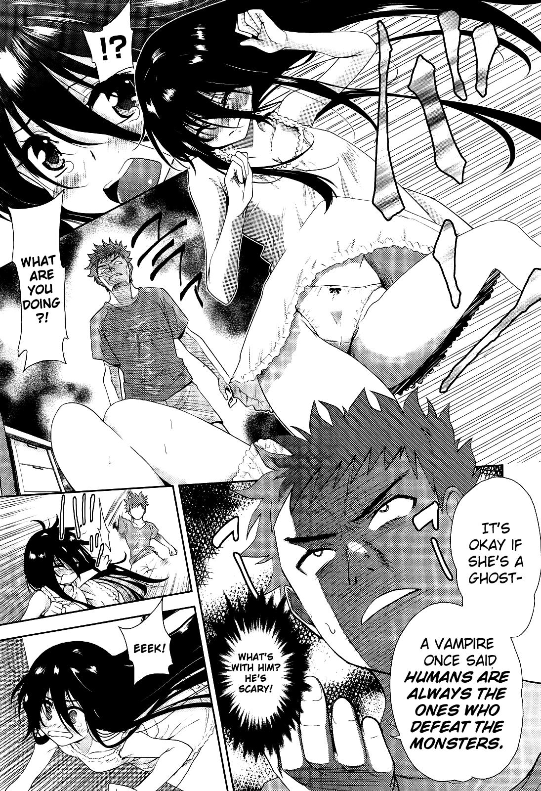 Two Dimensions Girlfriend Ch. 1-4 6