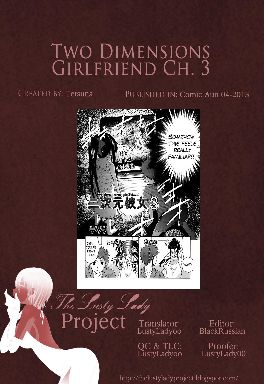 Two Dimensions Girlfriend Ch. 1-4 84