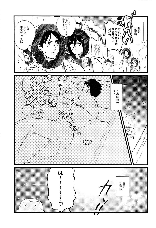 Shitataru Ase no Itteki Made 3