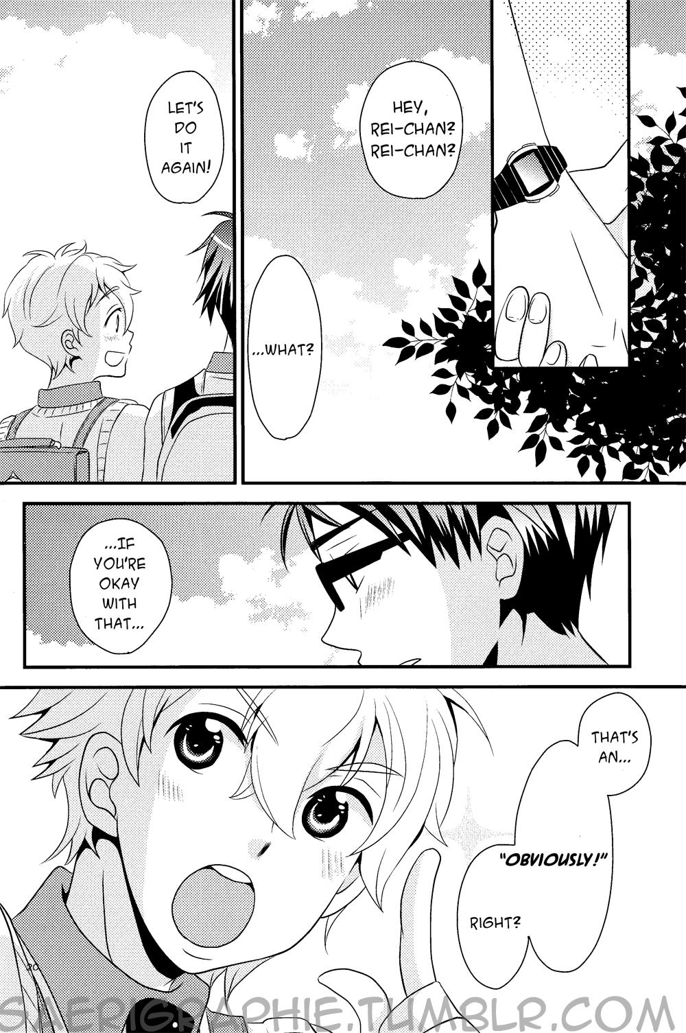 Koibito ga Akogare no Senpai wo Suki Sugite Tsurai | It's Hard When Your Boyfriend Likes an Upperclassman He Admires Too Much 19