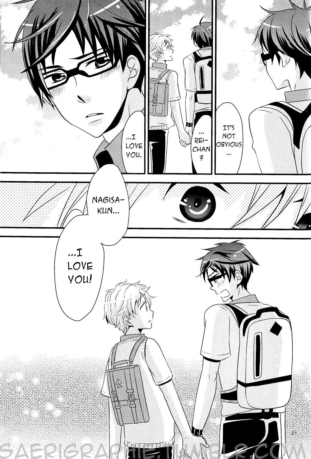 Koibito ga Akogare no Senpai wo Suki Sugite Tsurai | It's Hard When Your Boyfriend Likes an Upperclassman He Admires Too Much 20