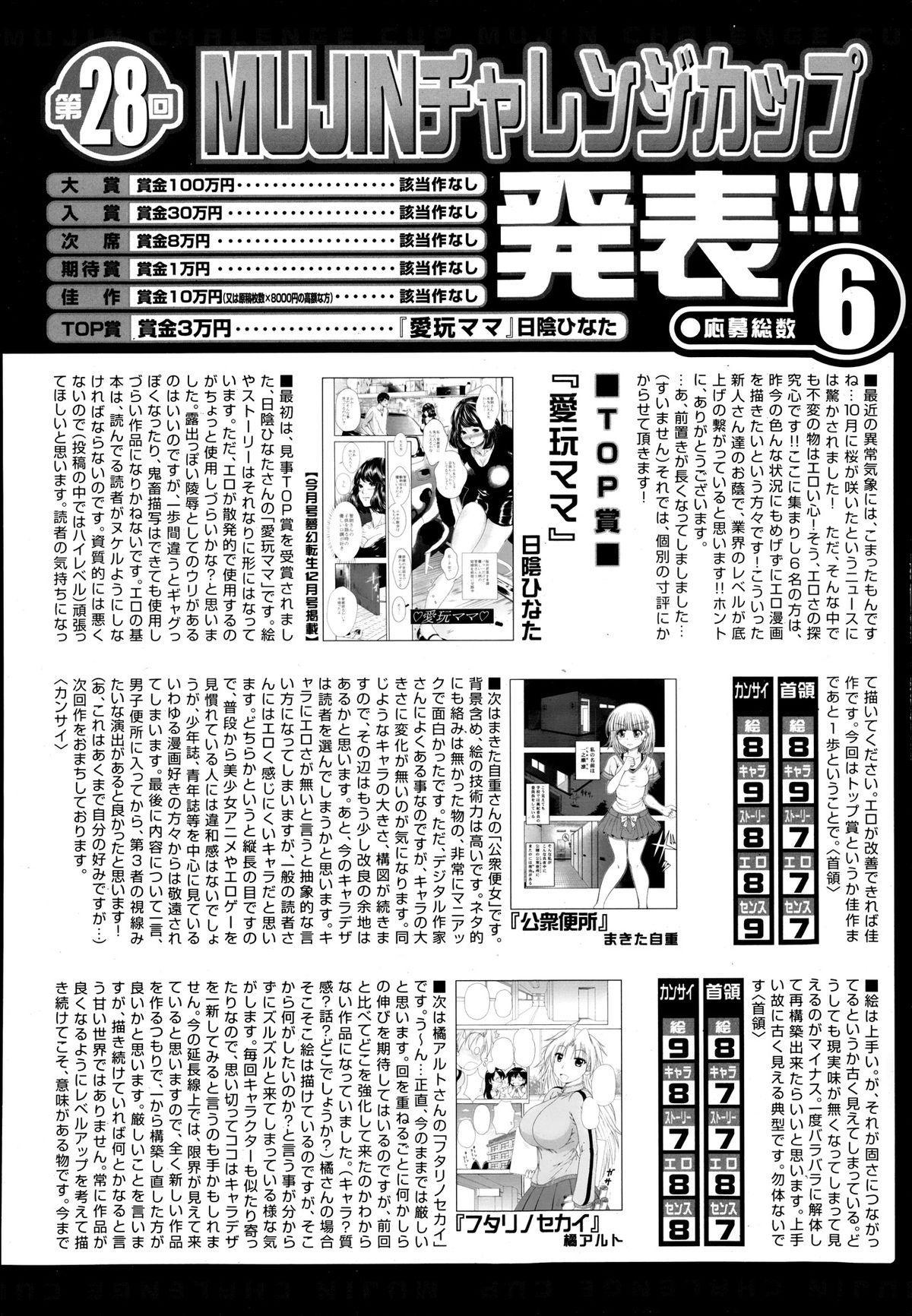 Comic Mugen Tensei 2013-12 581