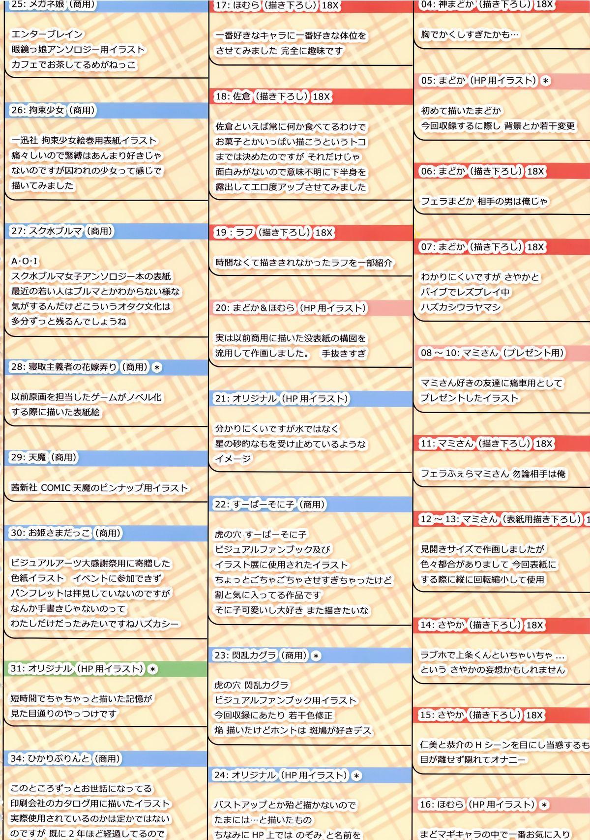 TRI-MOON! full color collection Vol.12 ANCORA 31