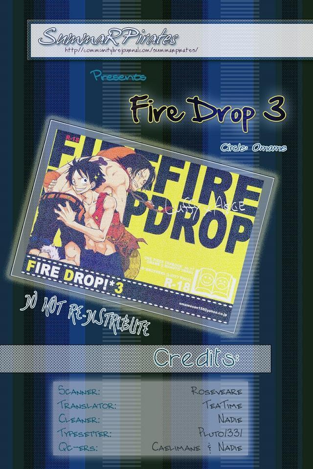 Fire Drop 3 0