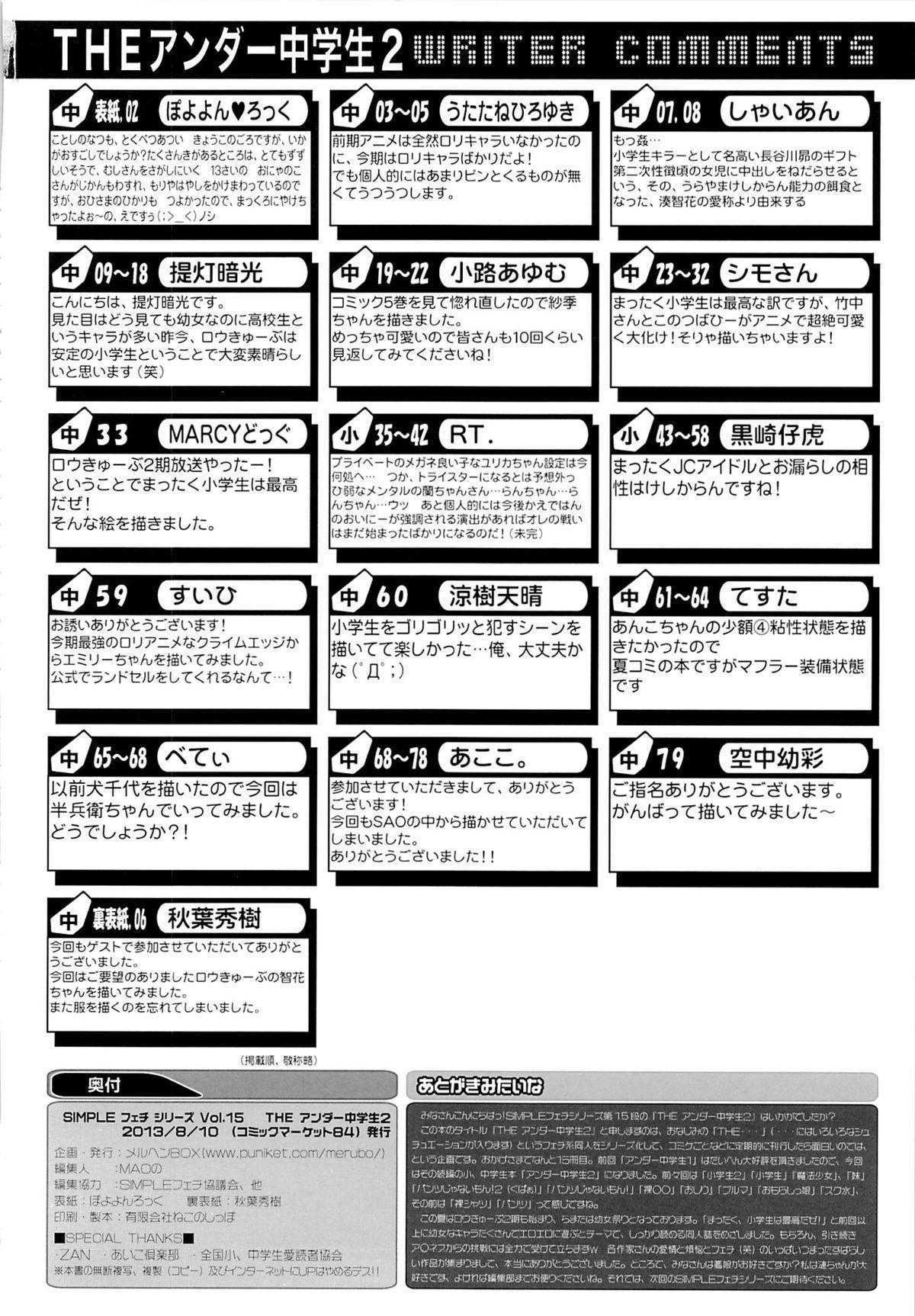 THE Under Chuugakusei 2 80