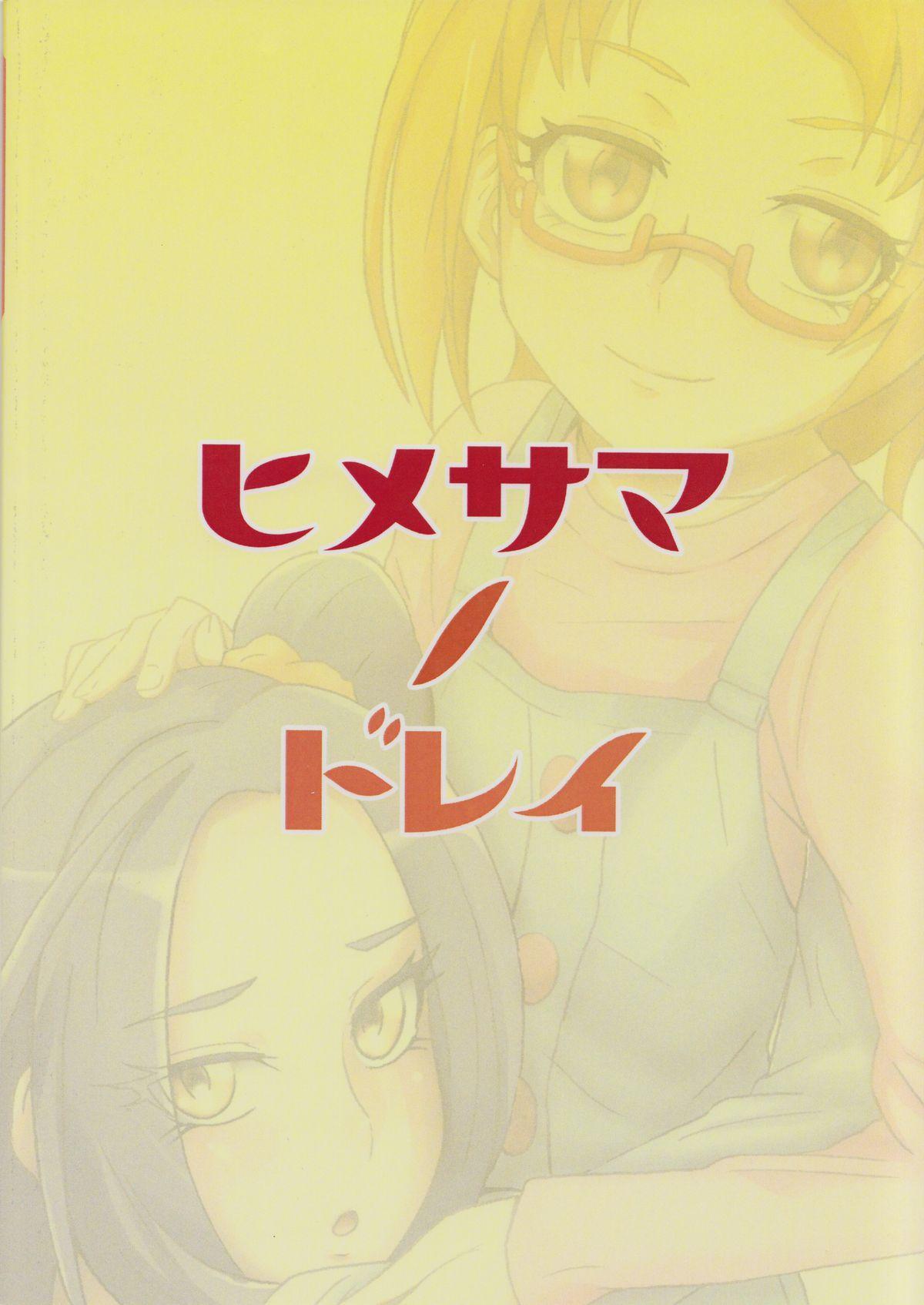 Hime-sama no Dorei 25