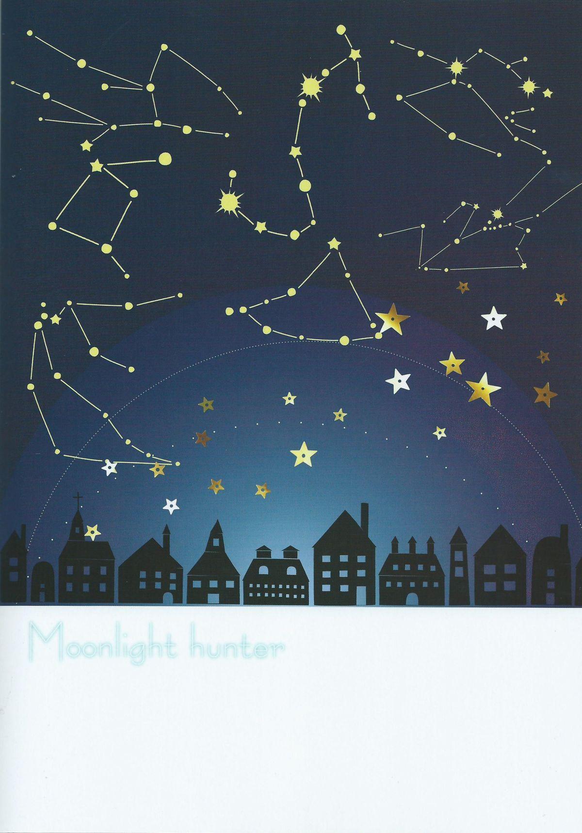 Moonlight hunter 24