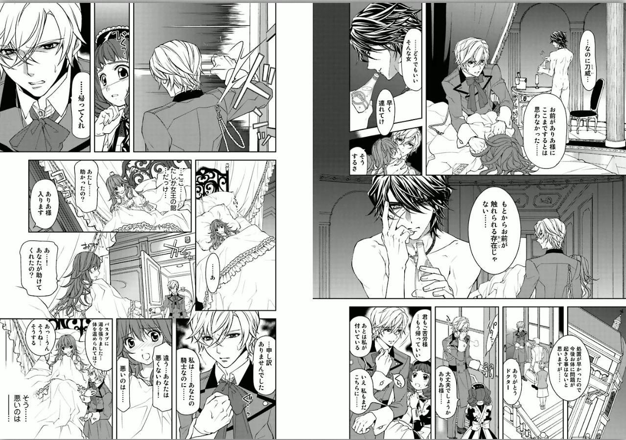 Zetsuai Koutei - Dorei Hime ni Akuma no Kiss vol 1 17