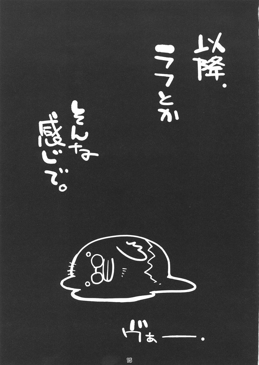 Yadoumaru Risa wo Jiyuuchou 13