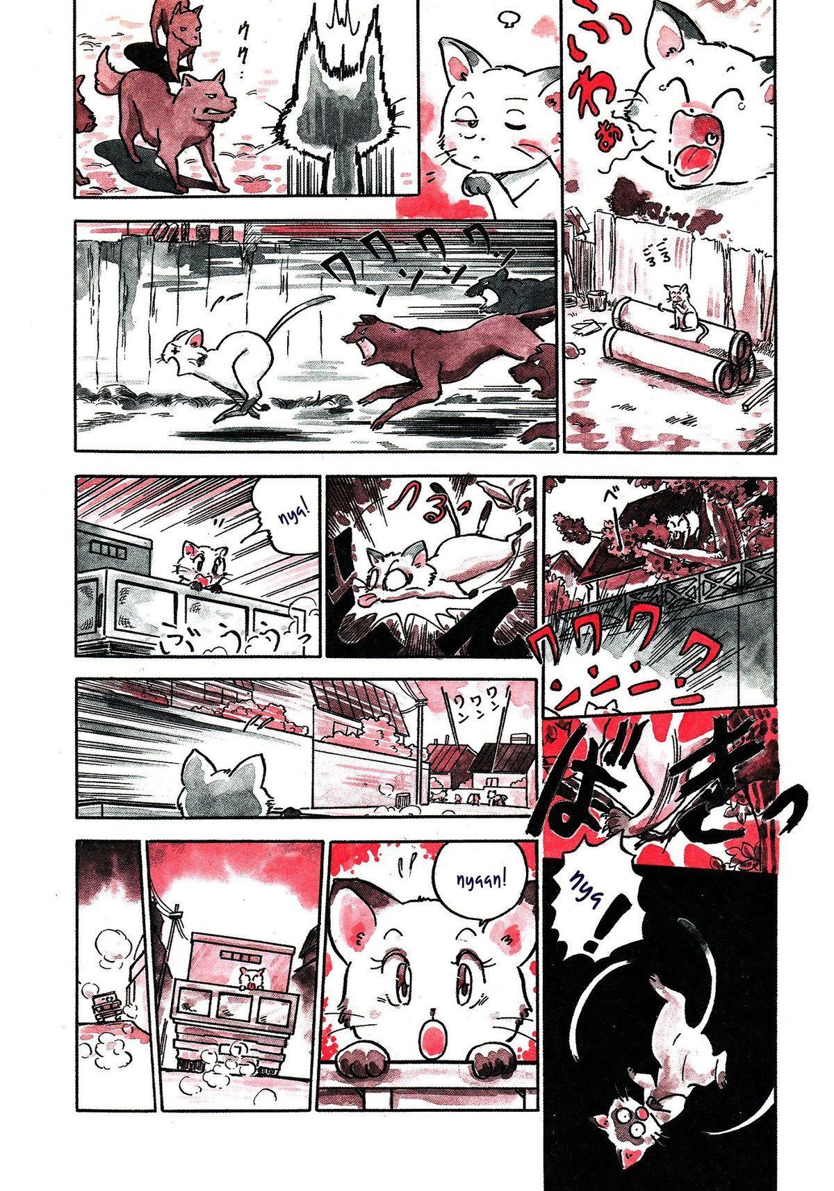 Nyan Nyan Mina 3