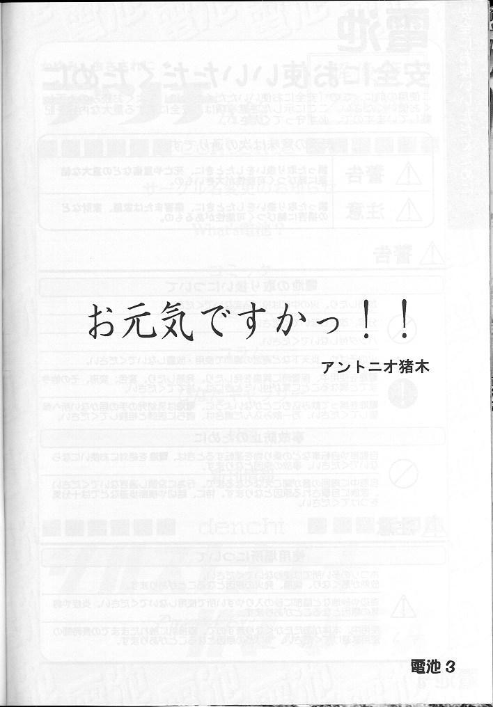 Denchi Battery Vol.2 1