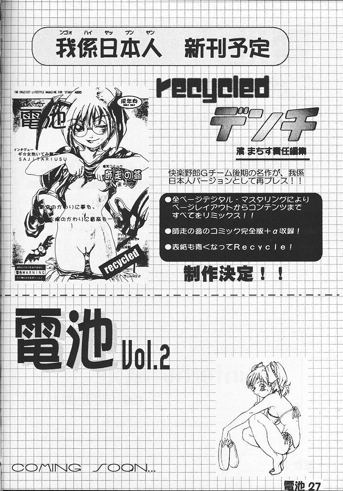 Denchi Battery Vol.2 24