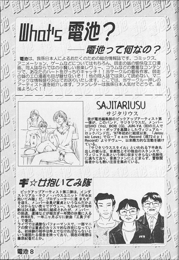 Denchi Battery Vol.2 6