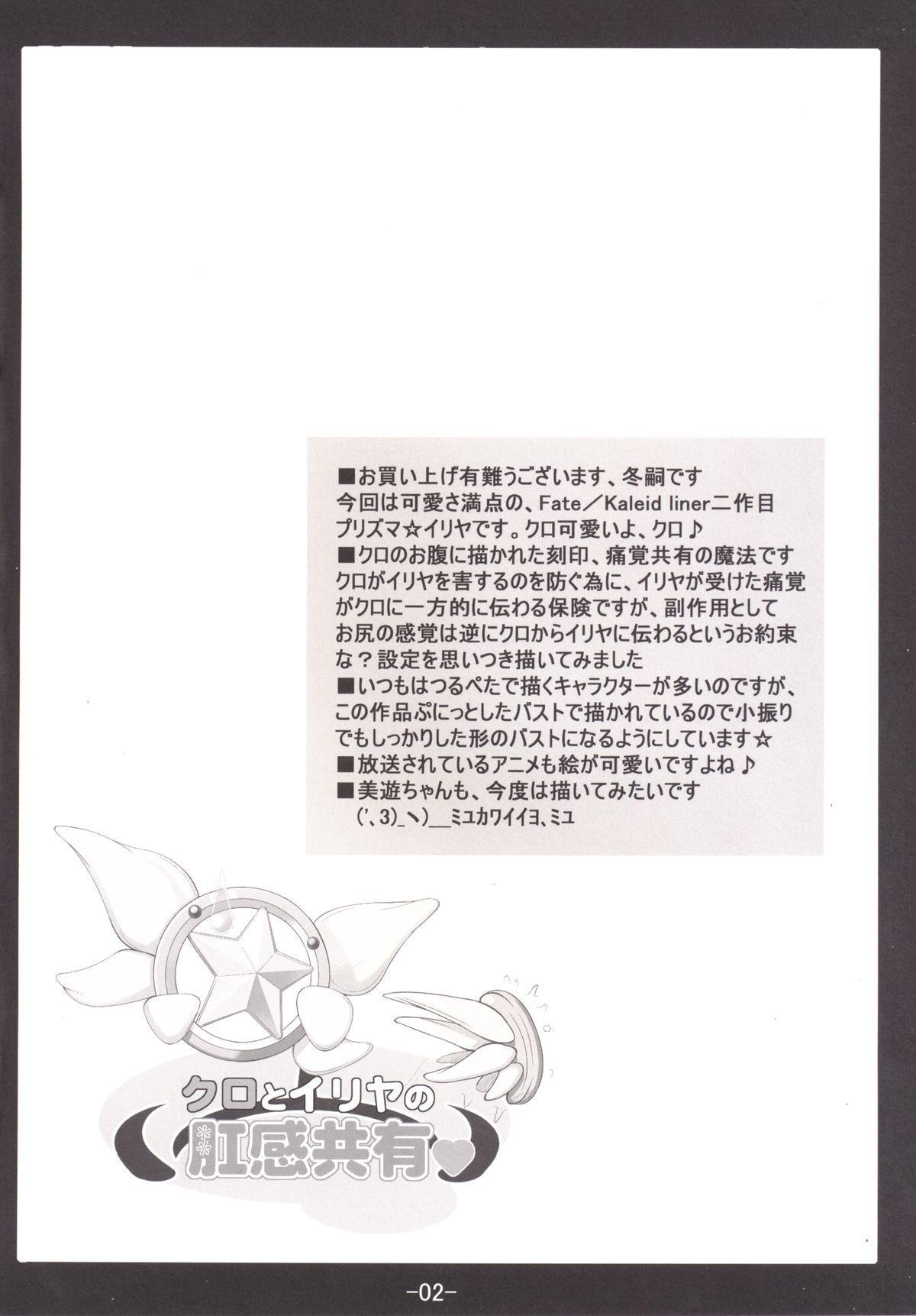 Kuro to Illya no KOUkan Kyouyuu 2