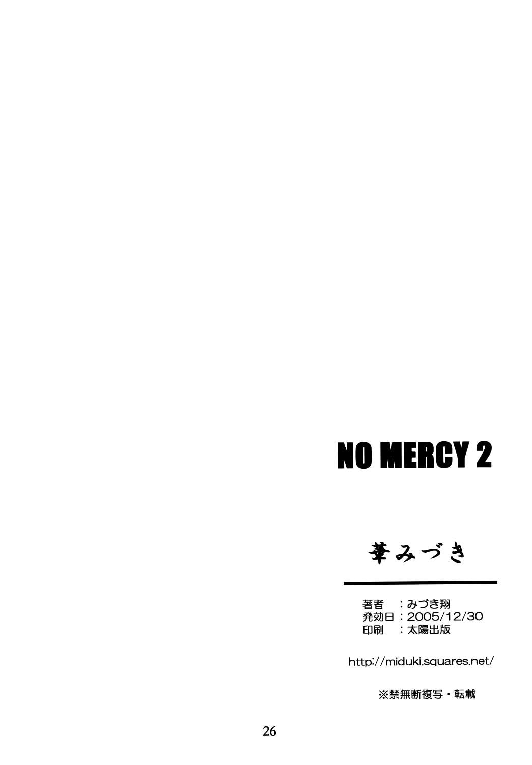 NO MERCY 2 24