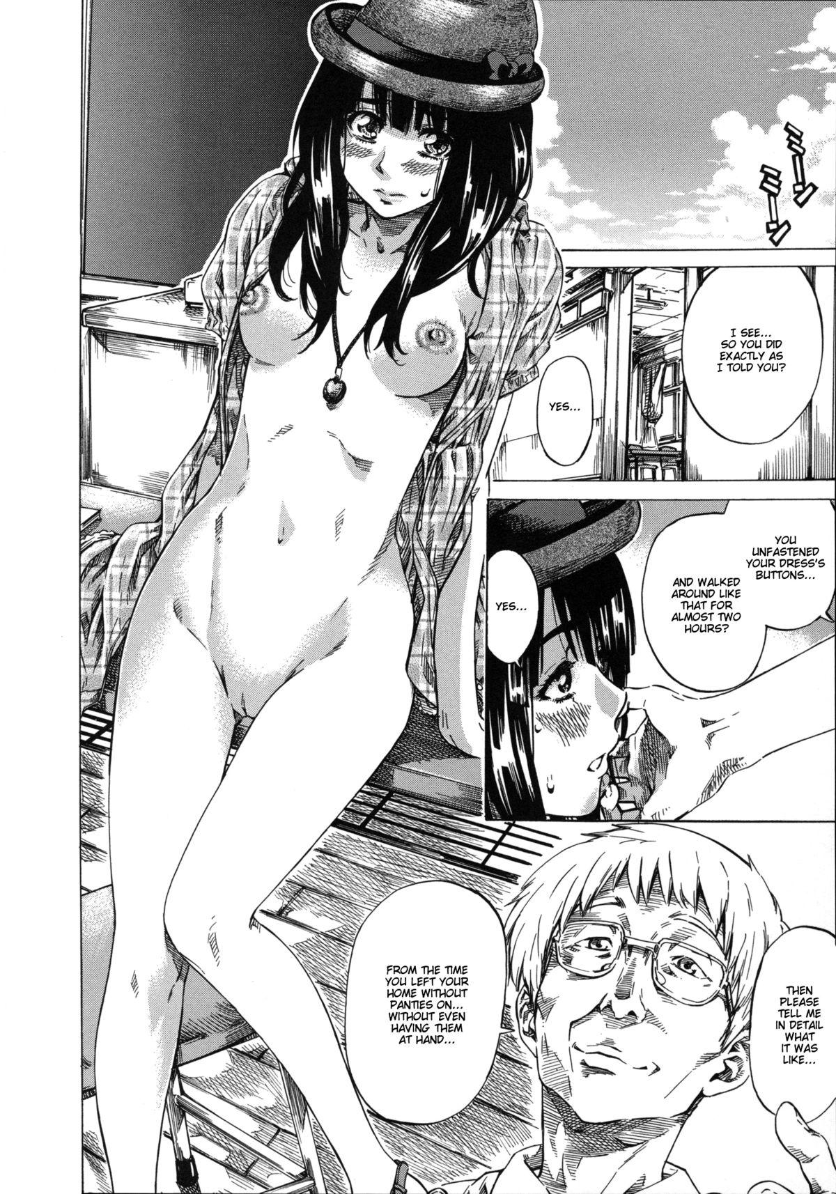 Kashiwazaki Miki wa Ironna Basho de Zenra Sanpo Shitemita   Miki Kashiwazaki Goes Naked in All Sorts of Places Ch. 1-4 13