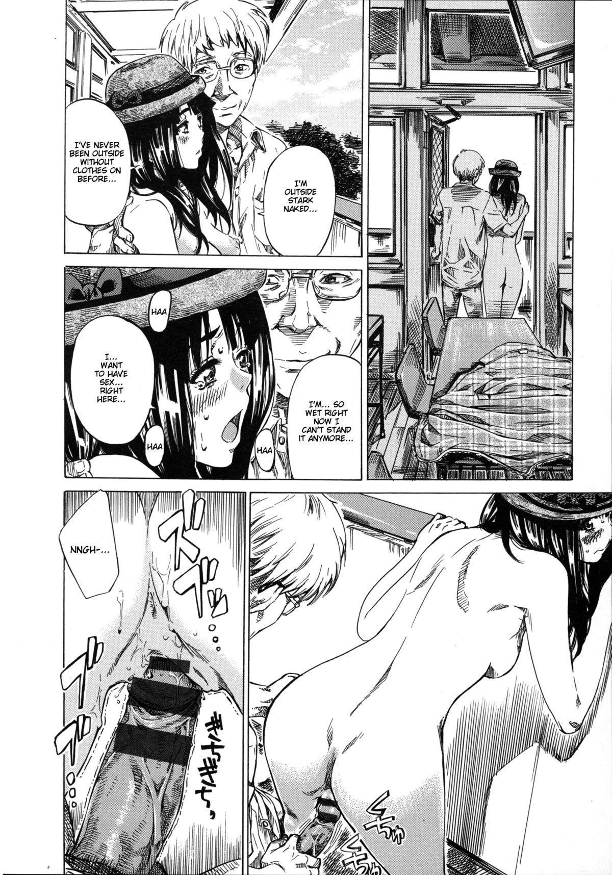 Kashiwazaki Miki wa Ironna Basho de Zenra Sanpo Shitemita   Miki Kashiwazaki Goes Naked in All Sorts of Places Ch. 1-4 19