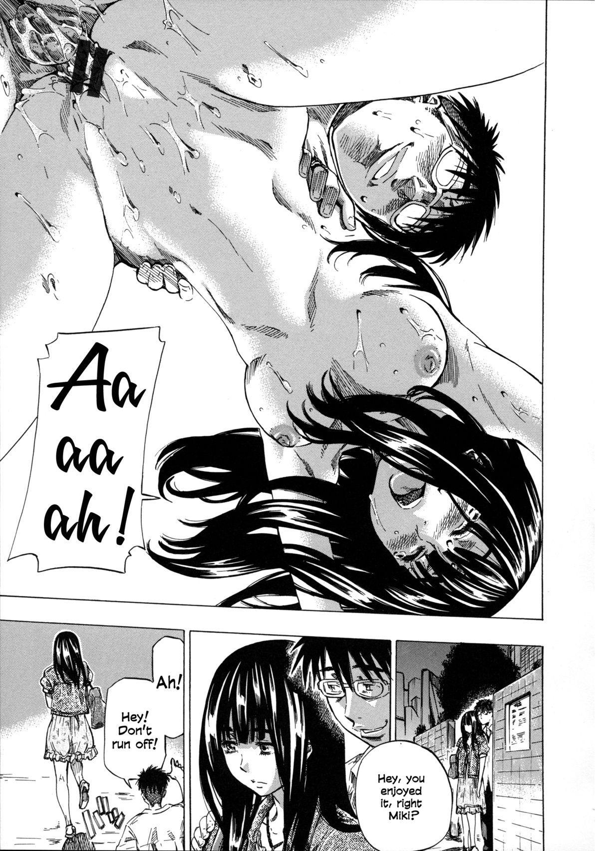 Kashiwazaki Miki wa Ironna Basho de Zenra Sanpo Shitemita   Miki Kashiwazaki Goes Naked in All Sorts of Places Ch. 1-4 87