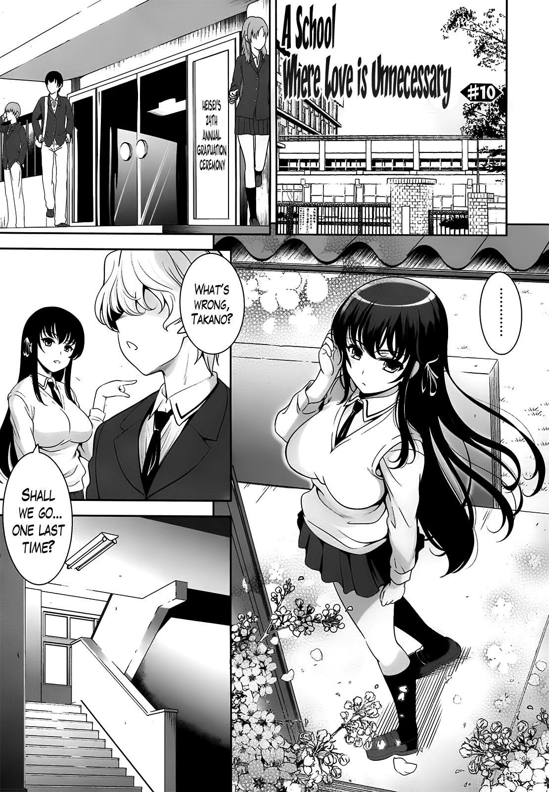 Renai Fuyou Gakuha   A School Where Love is Unnecessary 191