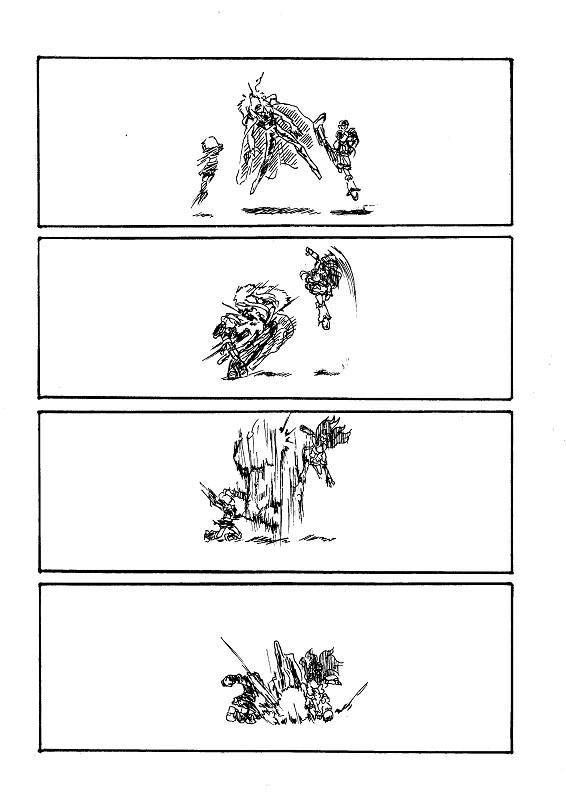 Kokubyaku no Shokushu Manga 14