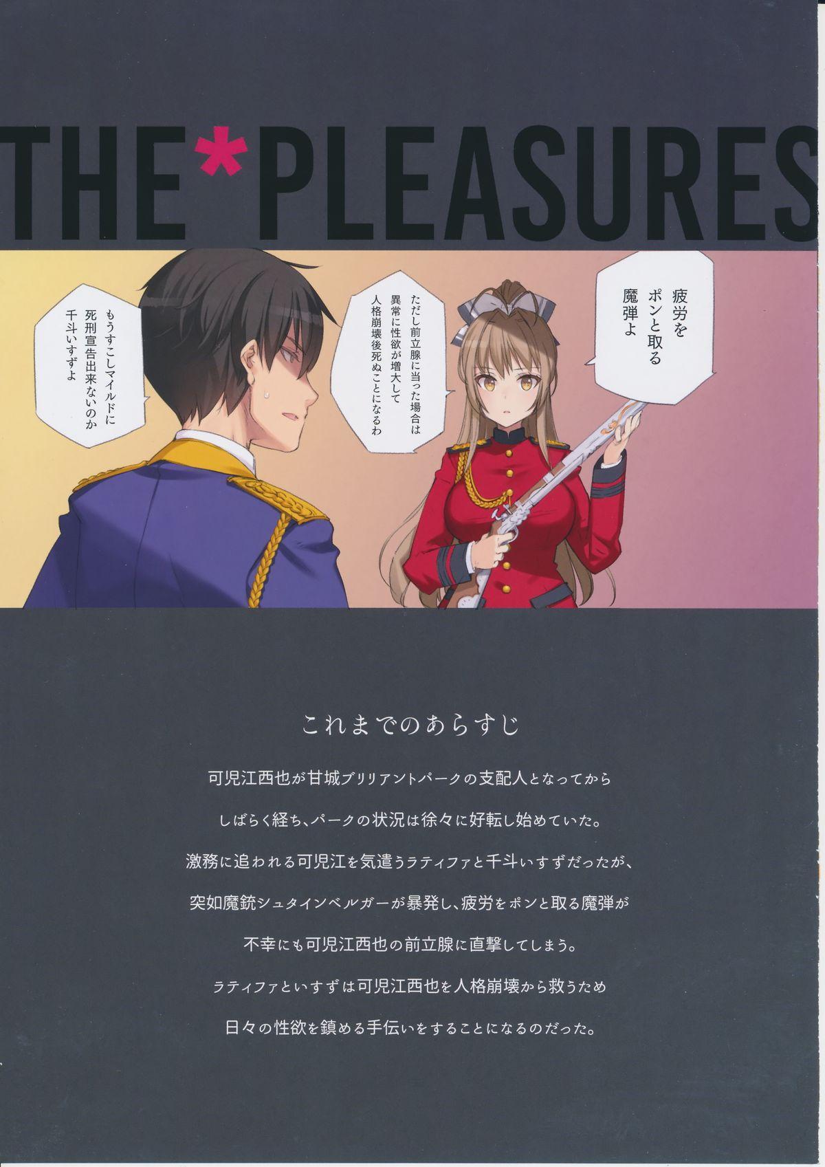 THE PLEASURES OF PRINCESSES 3