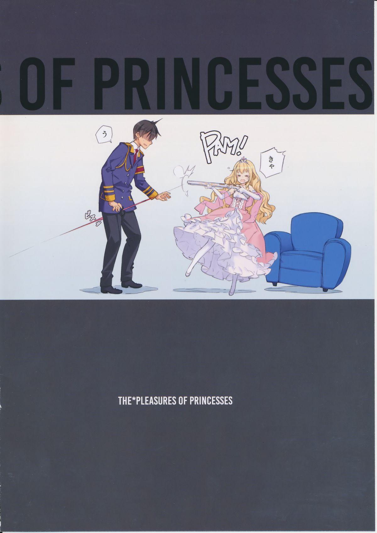 THE PLEASURES OF PRINCESSES 1