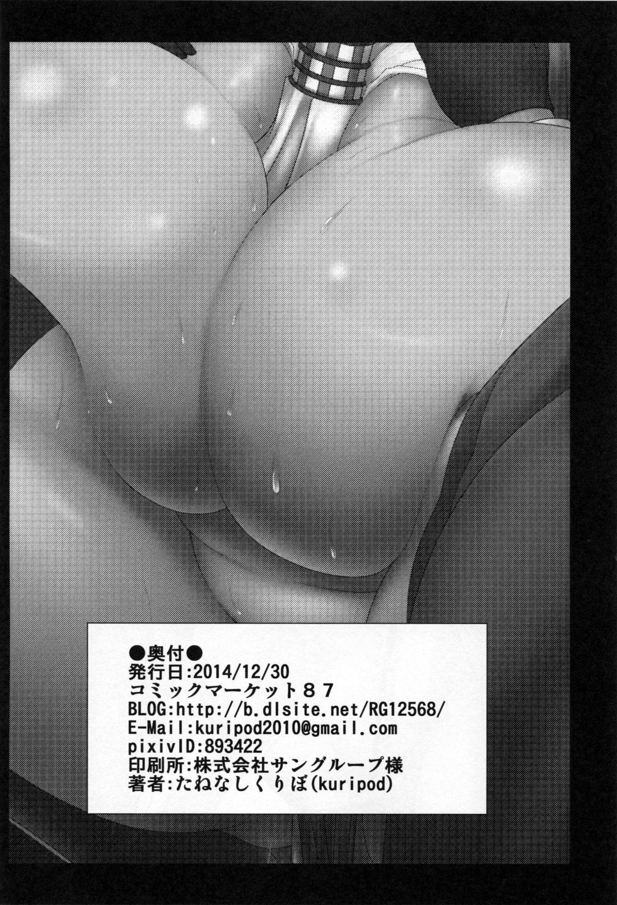 Kantai Collection Takao Hen Kai 32