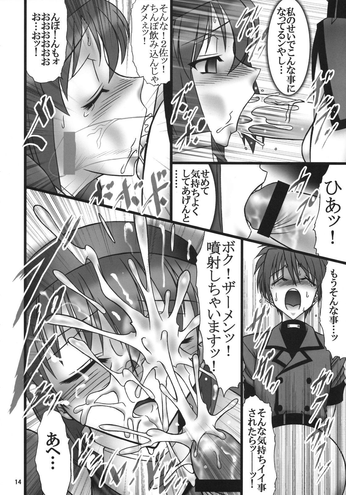 Angel's stroke 10 Ano Kuroi Hayate wo Ute! 14