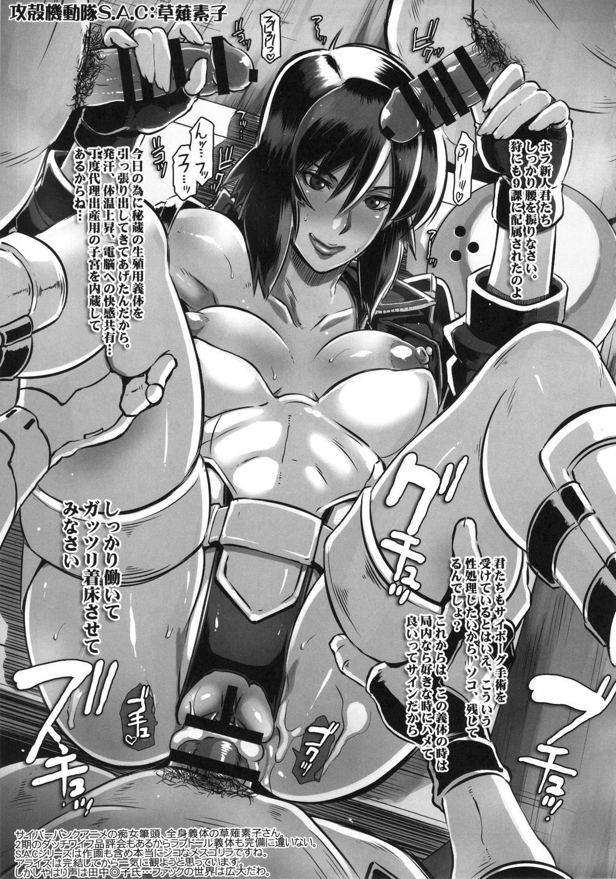 Omake Sasshi Sairoku Matomebon 9