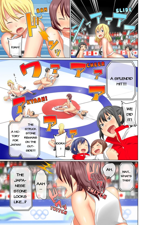 Secret Olympics! 19