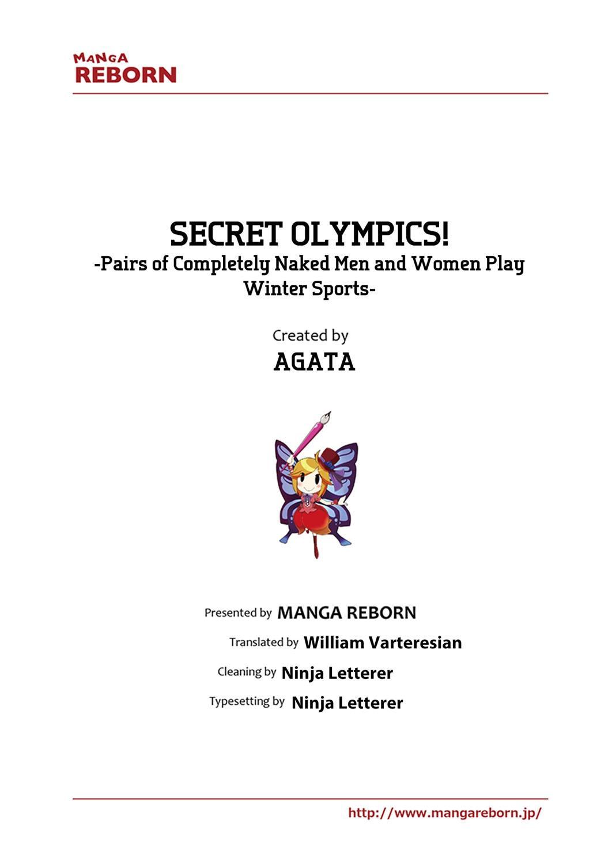 Secret Olympics! 61