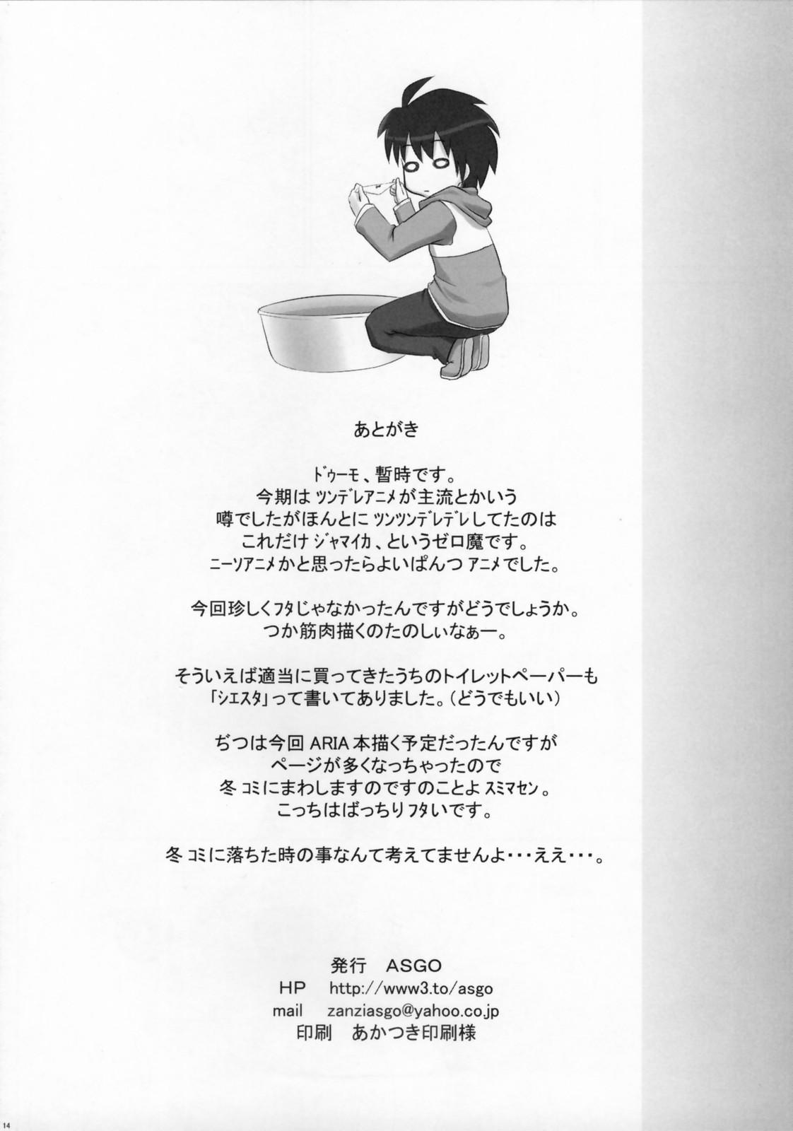 Zero no Tsukainma 12