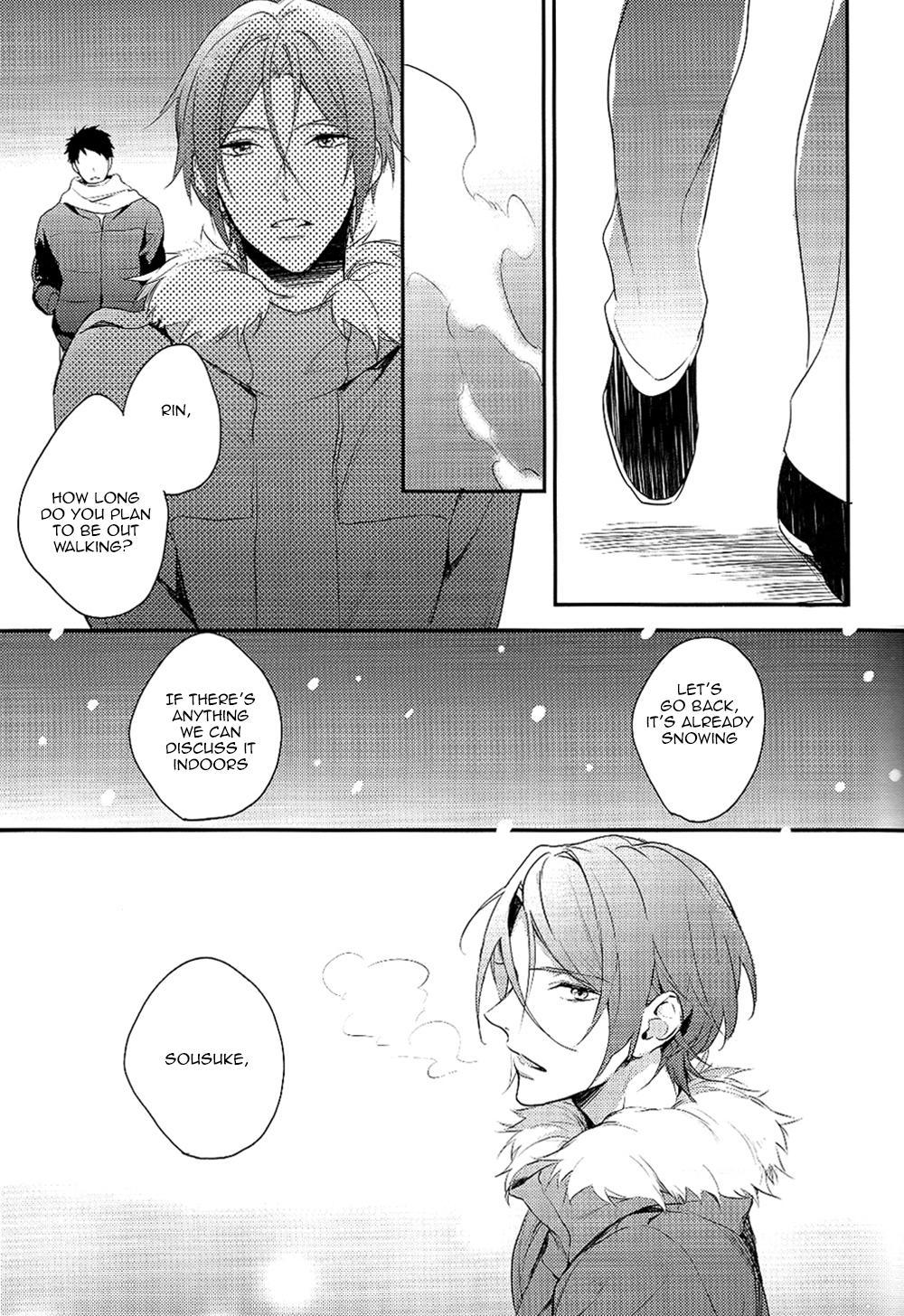 Yasashii Dokusen Yoku Kouhen | Gentle Possessiveness sequel 21