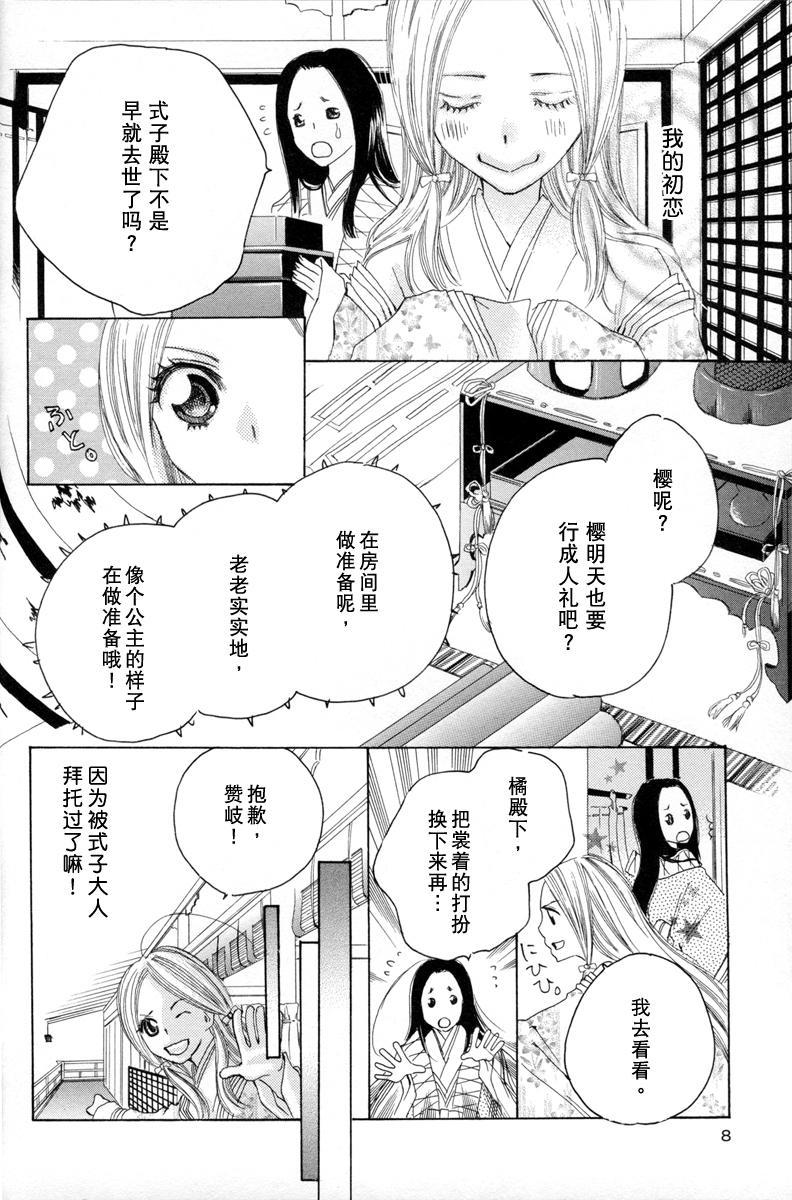Itoshi wo Tome - Kimi ga Kokoro wa 7