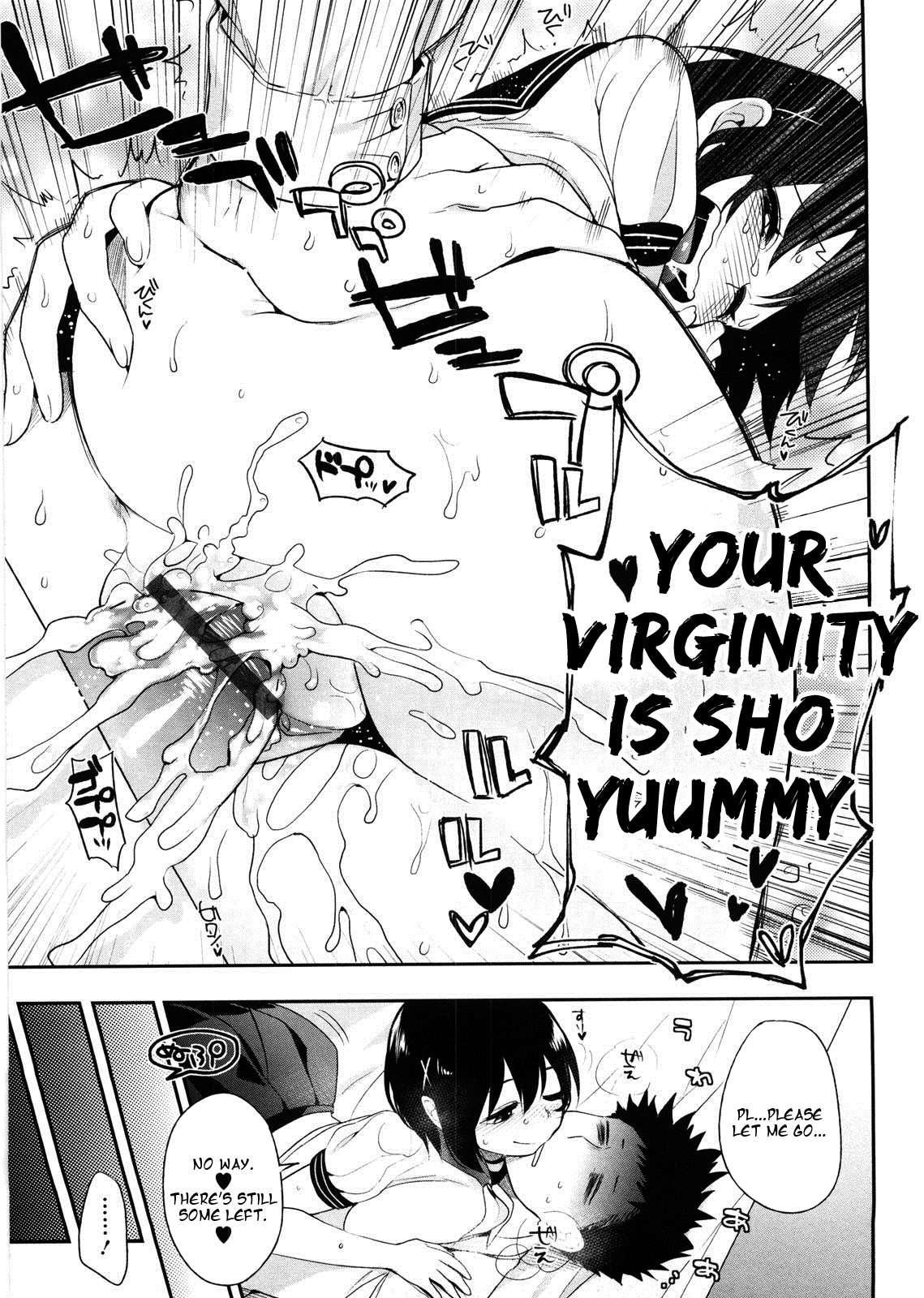 Yosugara Sexology 1-6 English 80