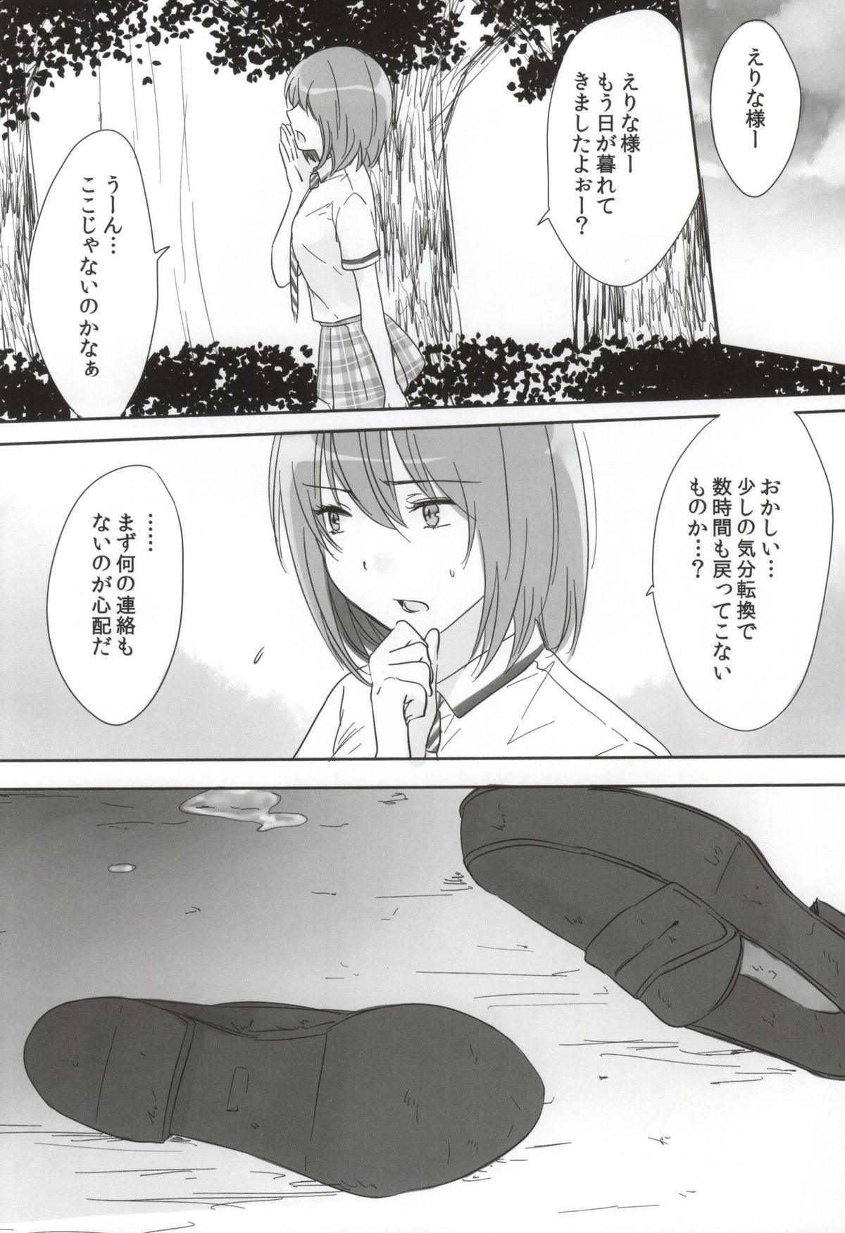 Erina-sama Tsukamaeta 14