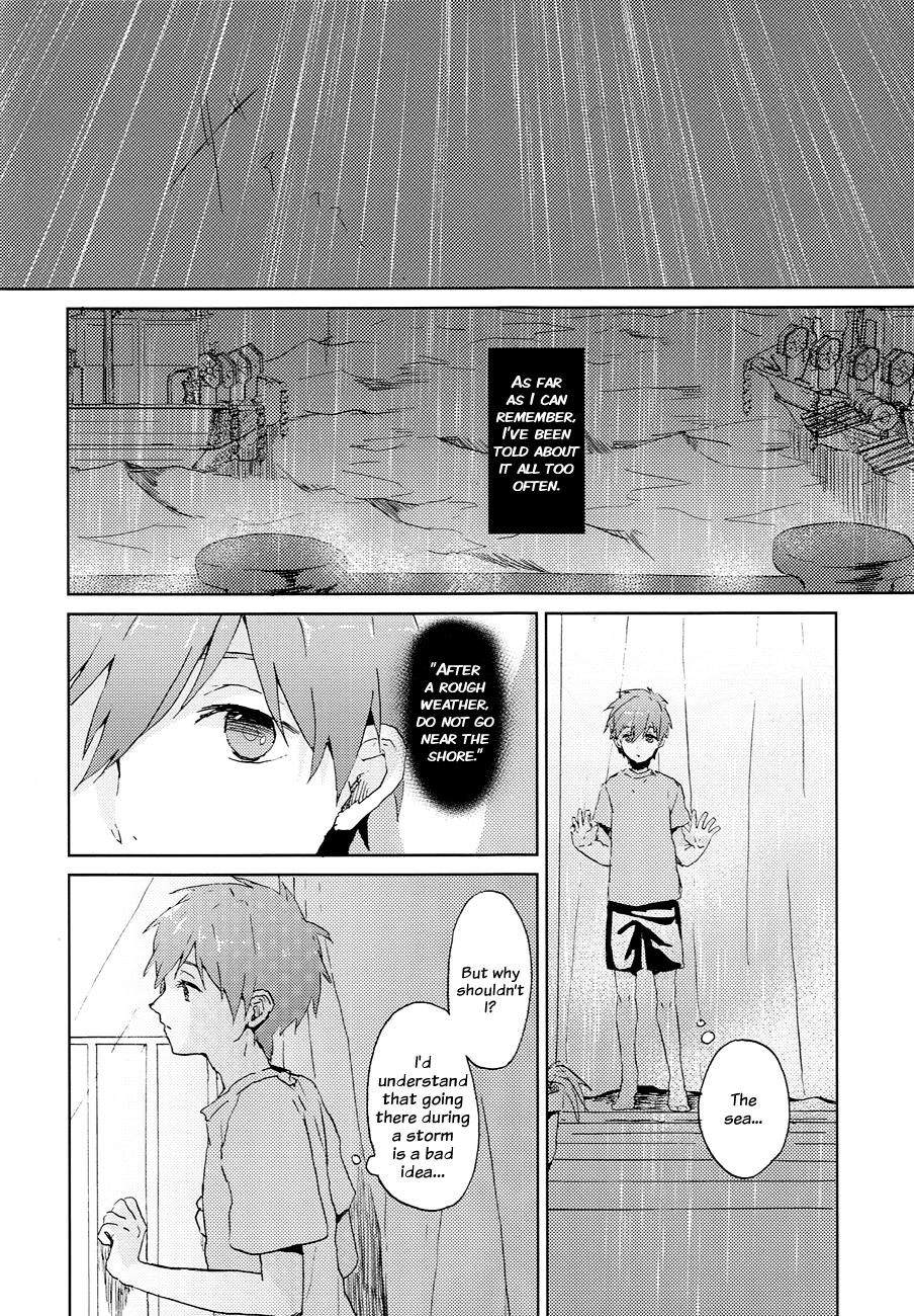 Kare ga Umi o Kirai na Riyuu 2