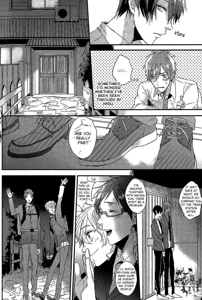 Tachibana Makoto ga Sex o Kirau Riyuu | The reason why Tachibana Makoto hates sex 10