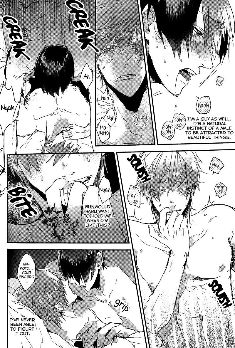 Tachibana Makoto ga Sex o Kirau Riyuu | The reason why Tachibana Makoto hates sex 24