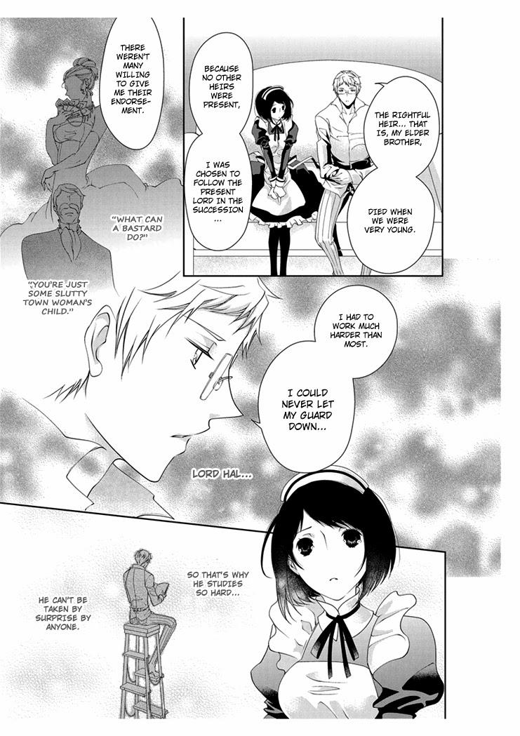 Erotic Fairy Tales: The Little Match Girl chap.3 6