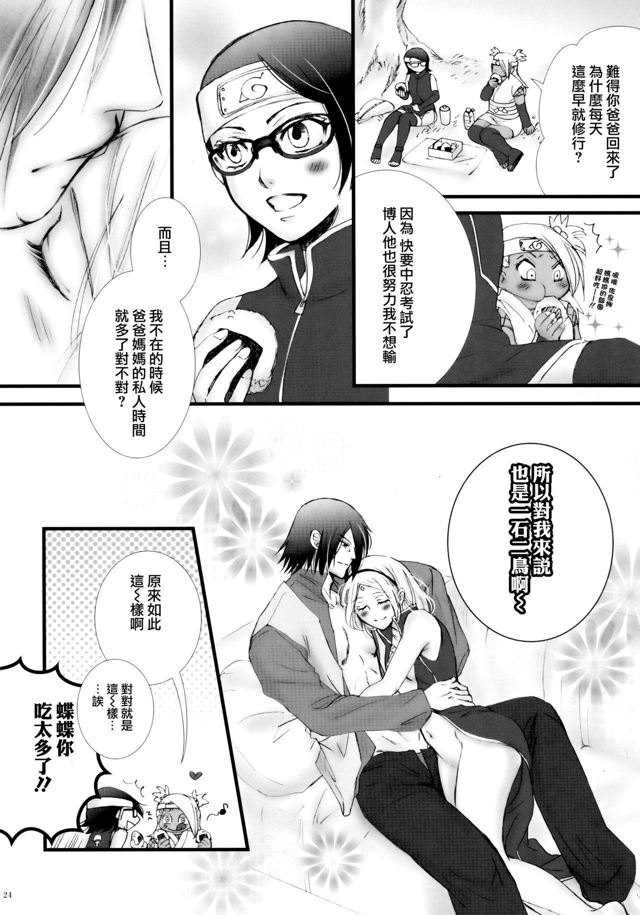 Himitsu no Jikan 22