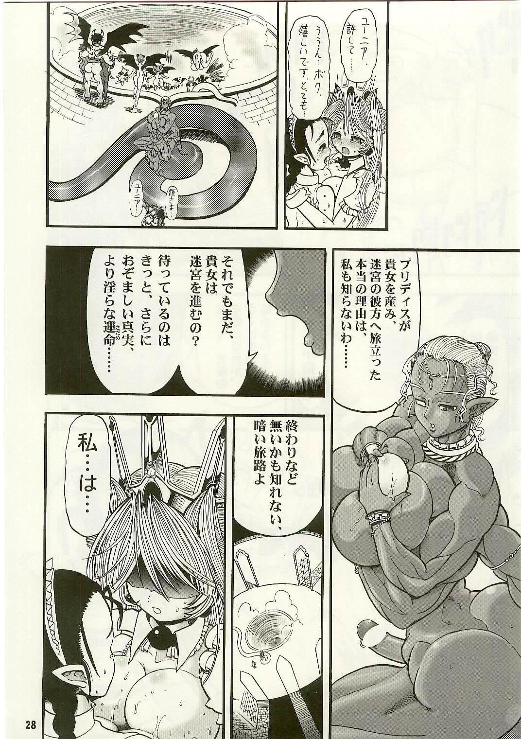 TGWOA Vol.17 - Meikyuu Oujo Prina 3 25