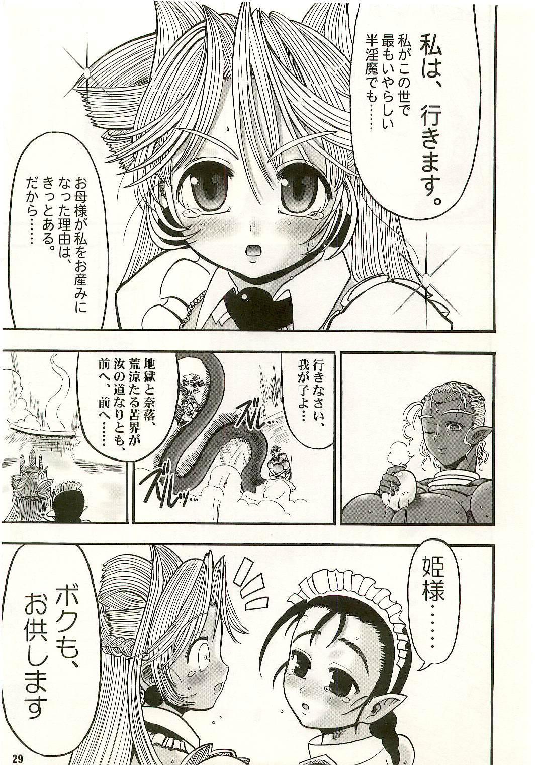 TGWOA Vol.17 - Meikyuu Oujo Prina 3 26