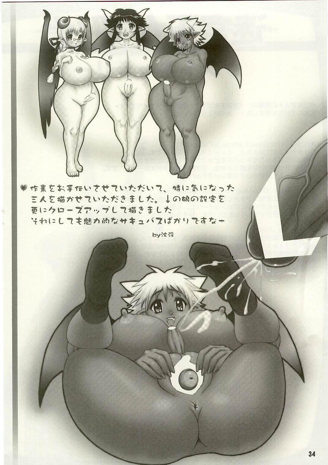TGWOA Vol.17 - Meikyuu Oujo Prina 3 30