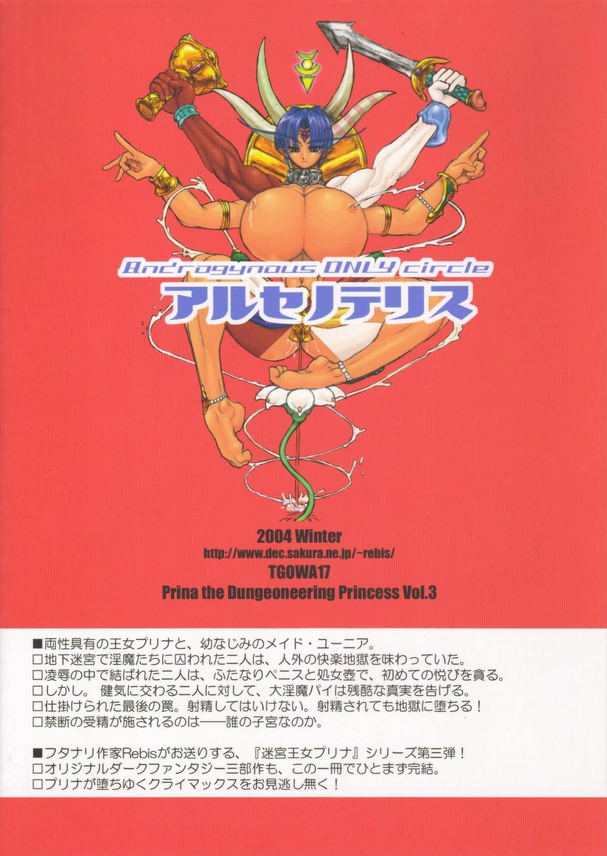 TGWOA Vol.17 - Meikyuu Oujo Prina 3 36