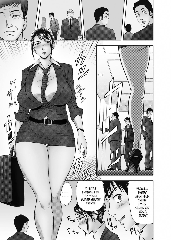 [Madam Project (Tatsunami Youtoku)] Aaan Mucchiri Kyonyuu Onee-san ~Uchiawase de Good Job!~ | Hmmm My Older Sister's Big and Plump Tits ~Good Job at the Meeting!~ [English] [Striborg] [Decensored] [Digital] 3