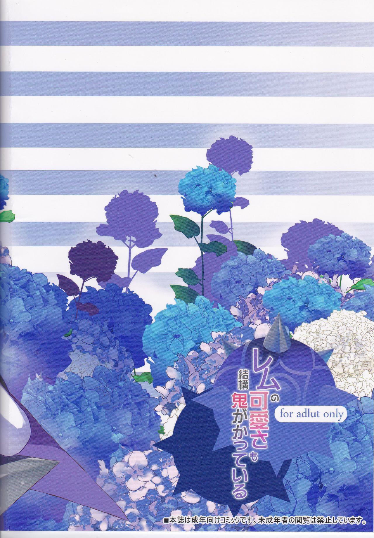 Rem no Kawaisa mo Onigakatteiru 15