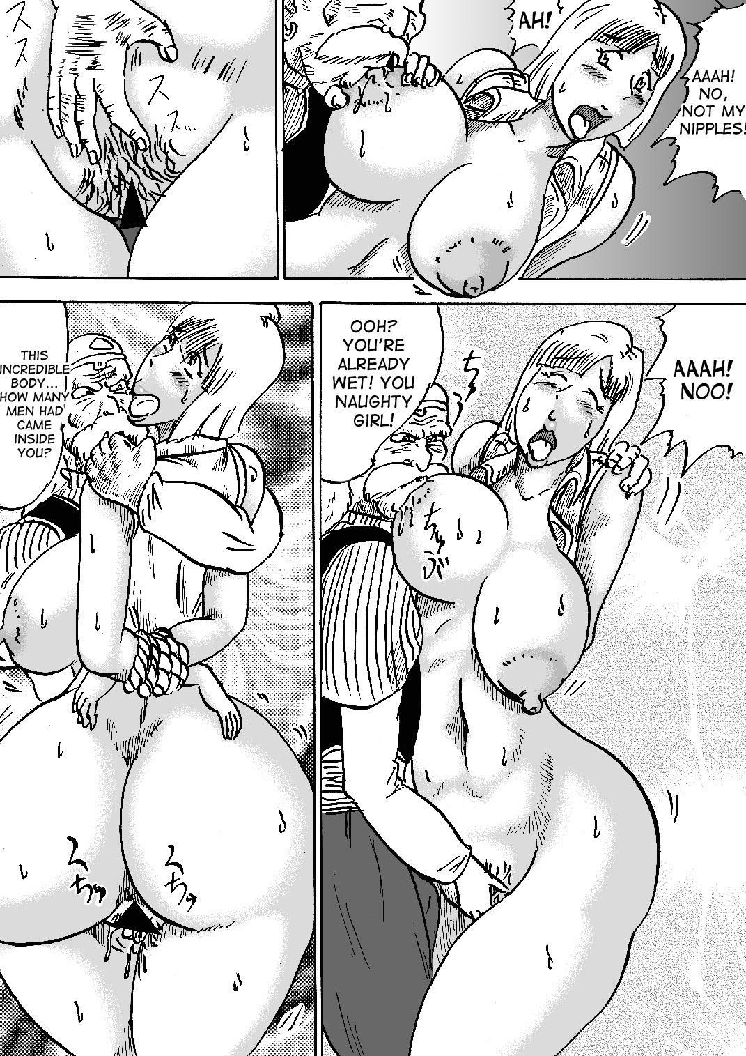 Hanzaiteki Bakunyuu Girl Part 8 32