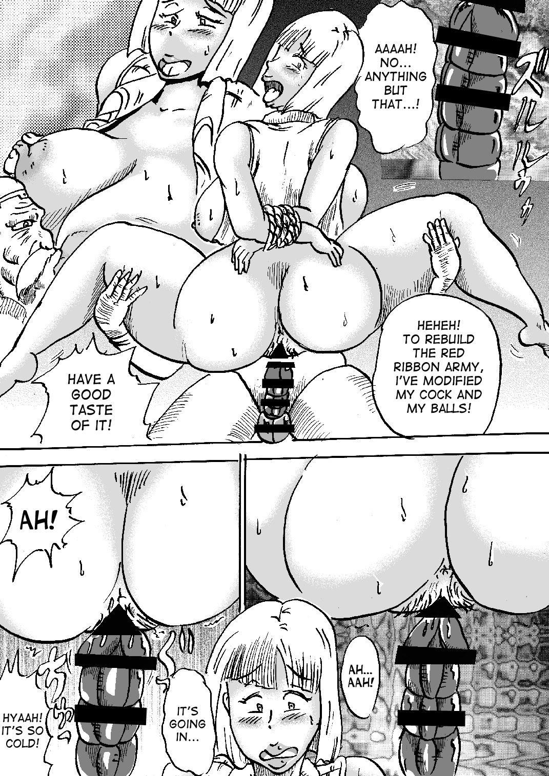 Hanzaiteki Bakunyuu Girl Part 8 33